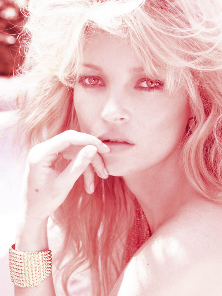Kate Moss for Vogue Brazil May 2011