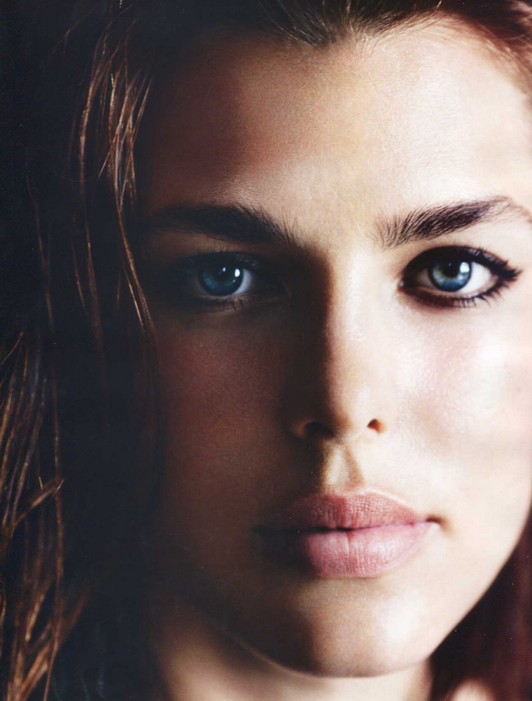 Charlotte Casiraghi for Vogue Paris  Septembre 2011