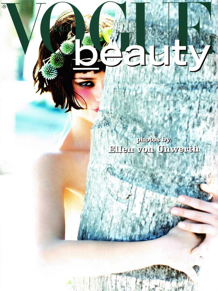 Vogue Beauty Italia May 2010