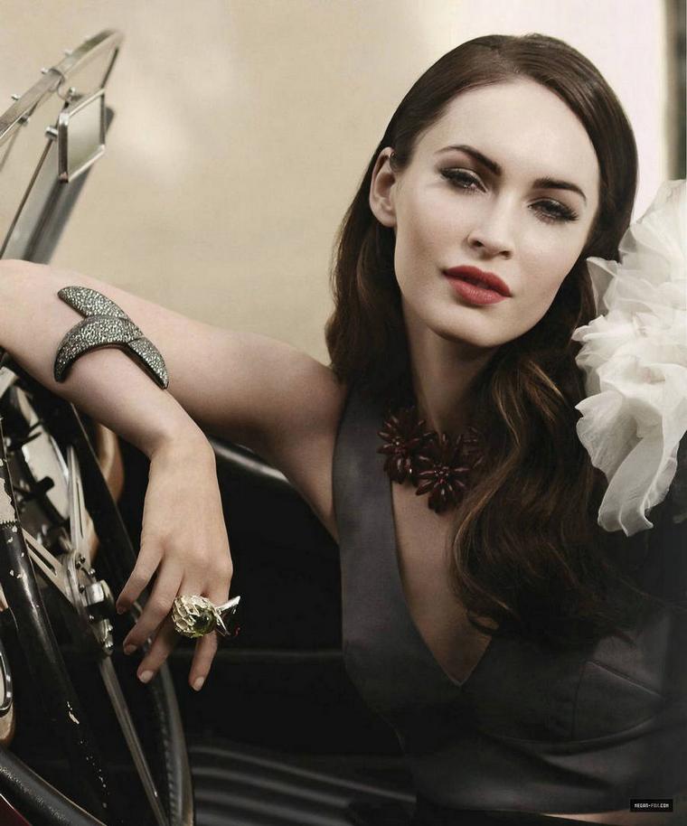 Megan Fox for Miami Magazine March 2012