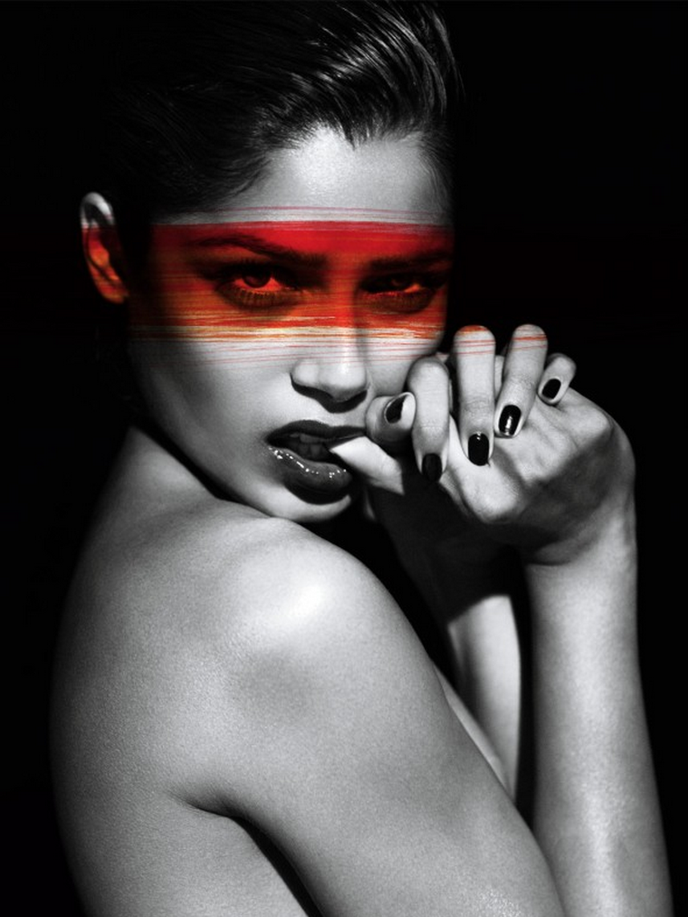 Freida Pinto  for Interview August 2011