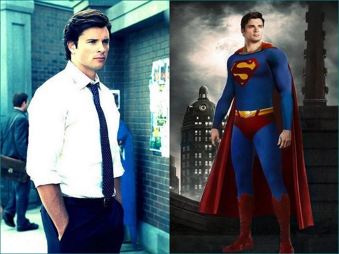 On Craque tous pour les Super-Héros !