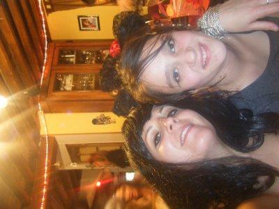 rassurer vs je n ai pas changer de couleur lol c était a nouvel an une soiréé déguisée avec aurélie la fille de nini : decembre 2010