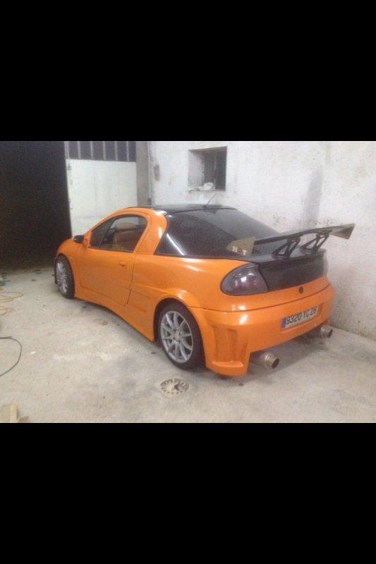 Mon autre voiture