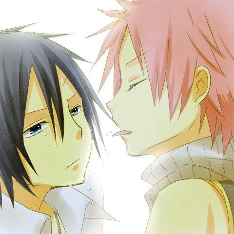 Natsu et Gray