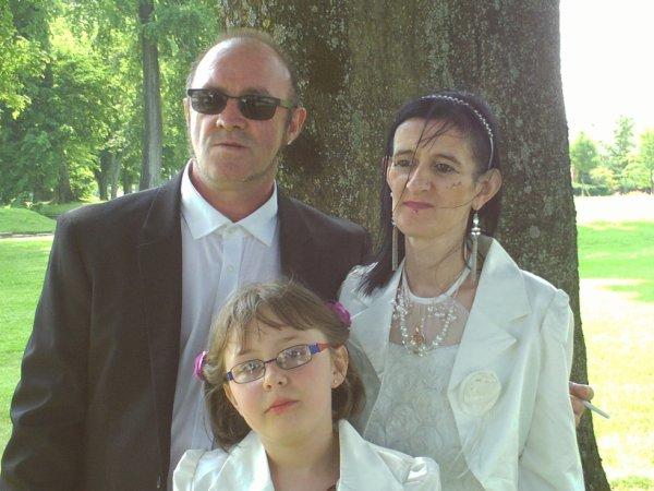 le jour de mon marige le 13.06.2013