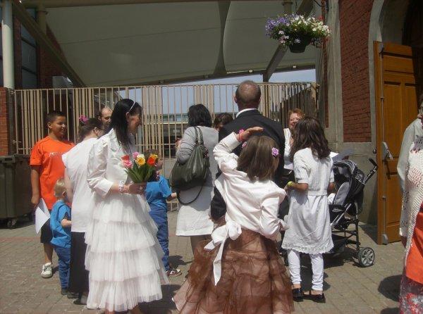 mon marige le 13.06.2013