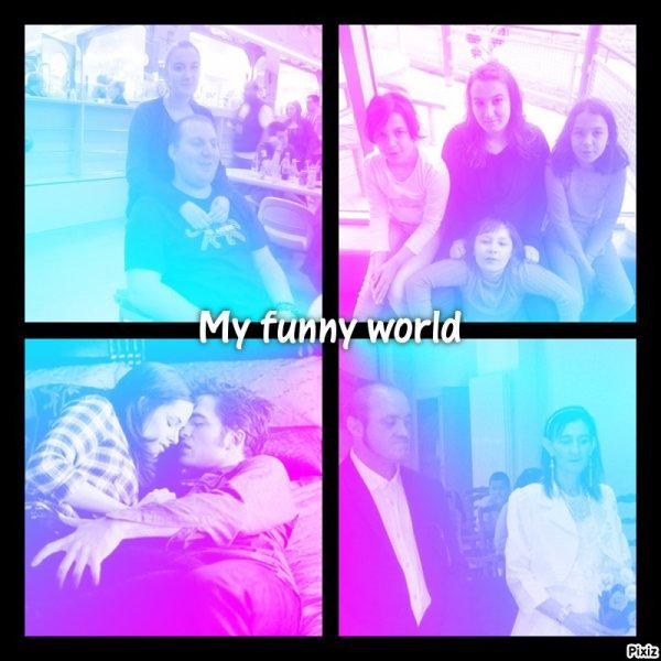 ma fille et son copin moi et mon homme et mais deux filles