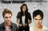 Bella, Edward, Lucius, un triangle amoureux