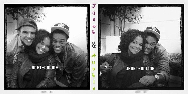 Janet & Austin Brown