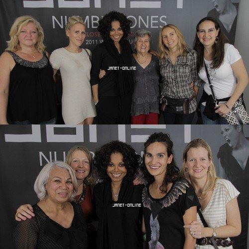 Quelques photos de Janet à Abu Dhabi