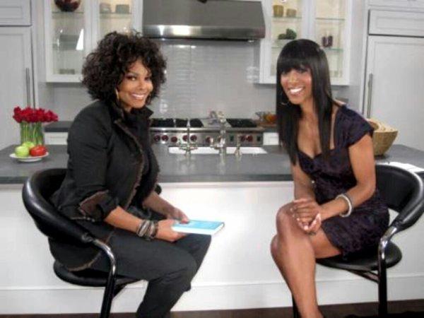 "Janet apparaîtra dans l'émission ""The Insider"""