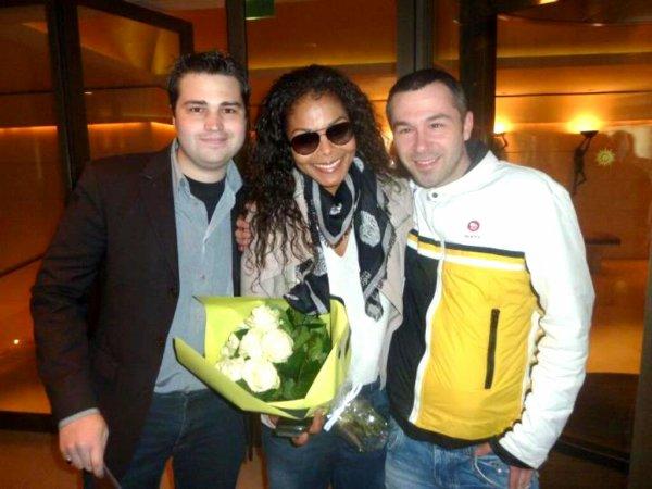 Joyeux Anniversaire Janet / Photo du 16 Mai 2012