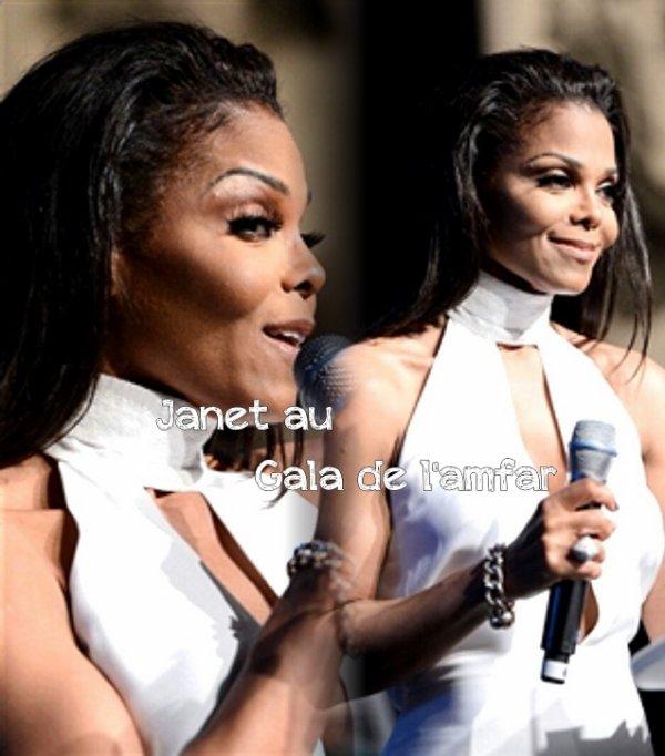 Janet à Cannes