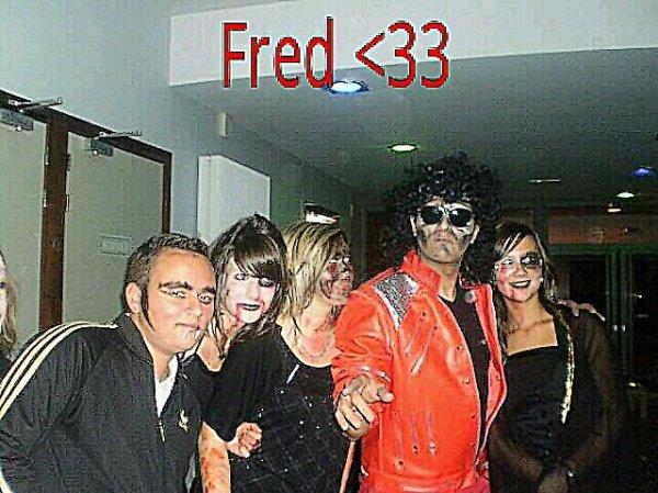 Fred, un ange tombé du ciel, quelqu'un d'extraordinaire ♥