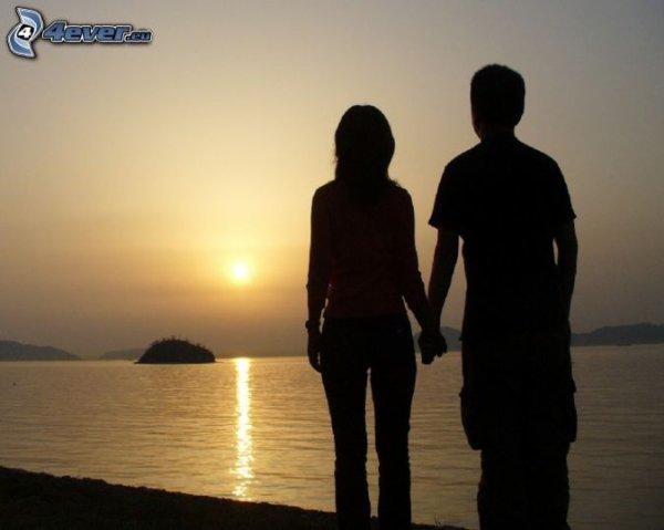 A l'aube du grand amour