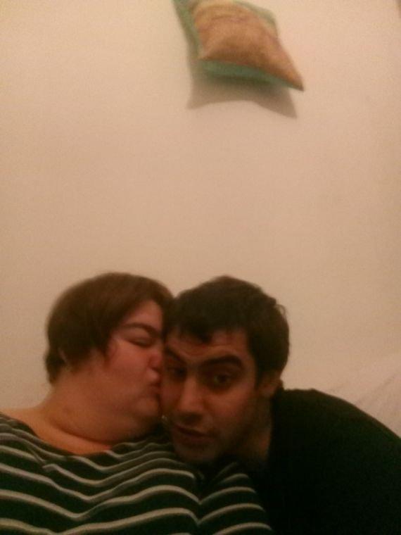 Moi et Coralie je t'aime