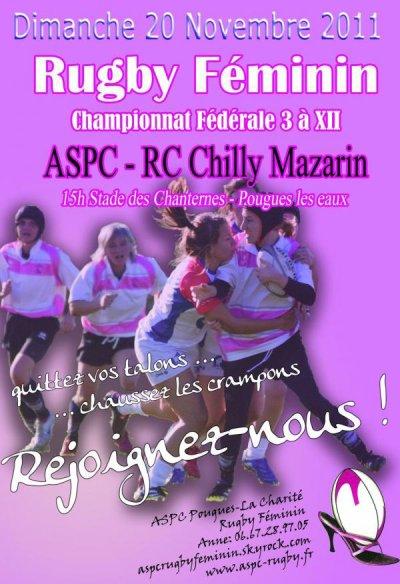 ASPC vs Chilly Mazarin