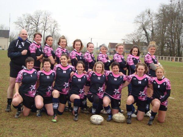ASPC Rugby féminin recrute!