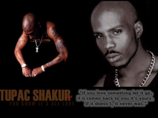 Dmx feat Tupac & Nas - no sunshine - by Toni Massilia