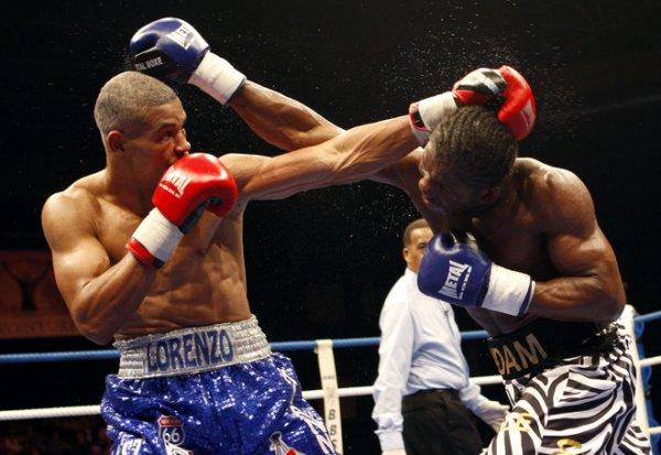 Hassan N'dam VS Lorenzo les photos du comba
