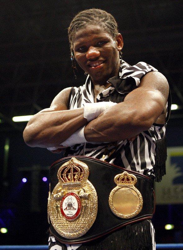 Hassan N'dam VS Lorenzo