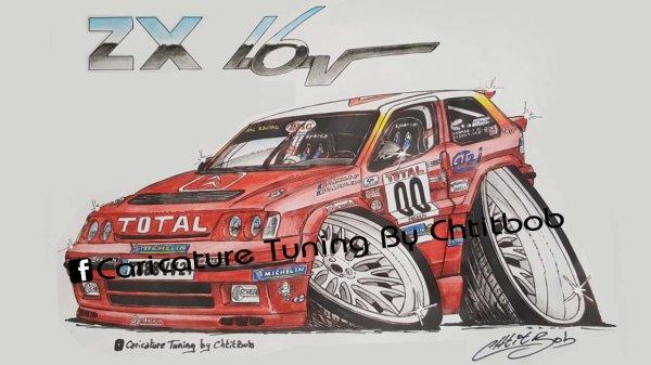 ZX de rallye