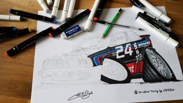 WIP BMW