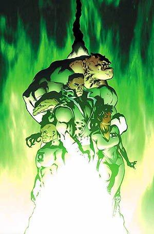 Le Green Lantern Corps (3)