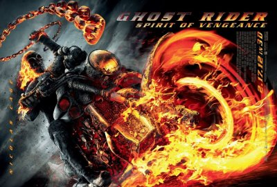 Ghost Rider : l'esprit de la vengeance.