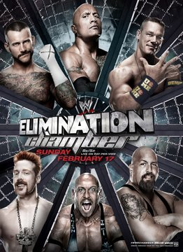 Elimination Chamber 2013 affiche, promo et theme song