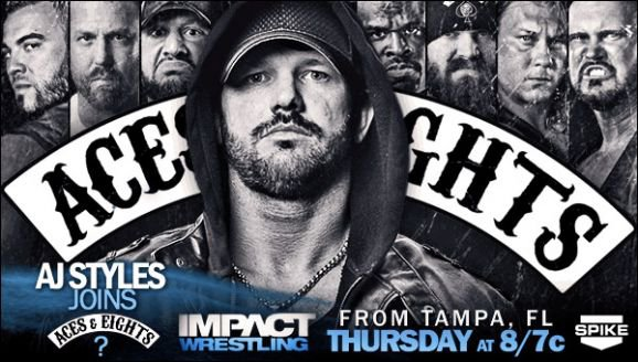 TNA Impact en live !
