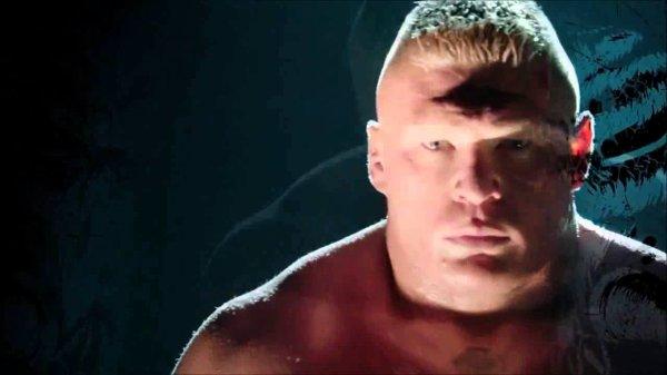 Brock Lesnar devait participer à Payback