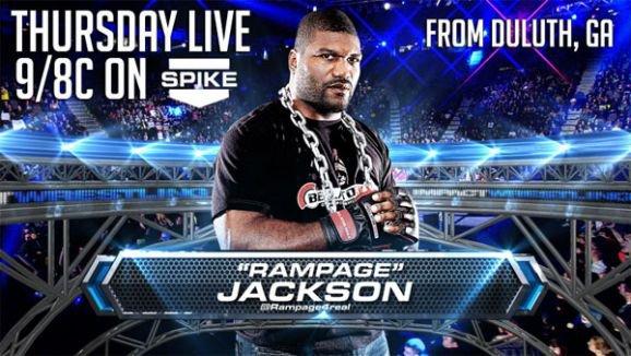 TNA Impact Wrestling du 06/06/13 en live !