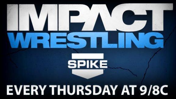 Impact Wrestling du 13/06/13 en live !