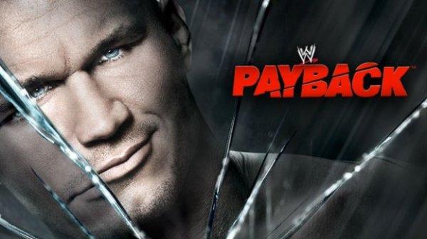 Payback 2013 en live !