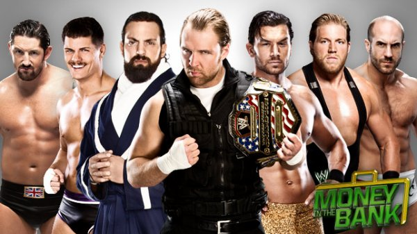 Carte de Money in the Bank 2013