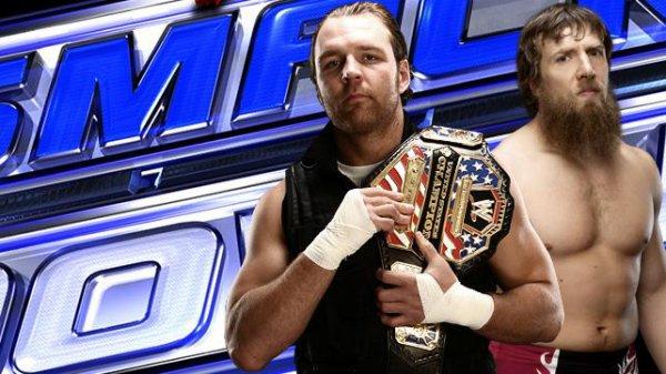 Match annoncé lors du prochain SmackDown !