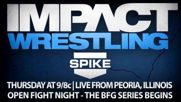 TNA Impact Wrestling du 20/06/13 en live !
