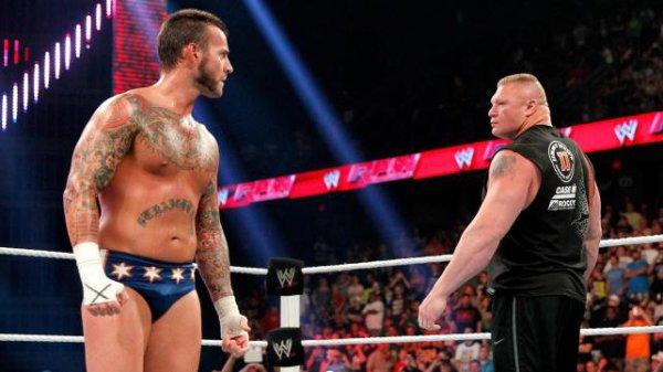 Le dernier RAW a subi quelques changements