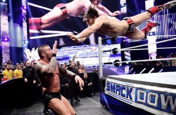 SmackDown du 21/06/13 résultats + vidéo