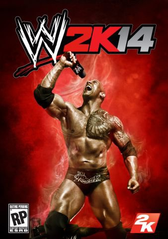 WWE 2k14 : Cover + trailer