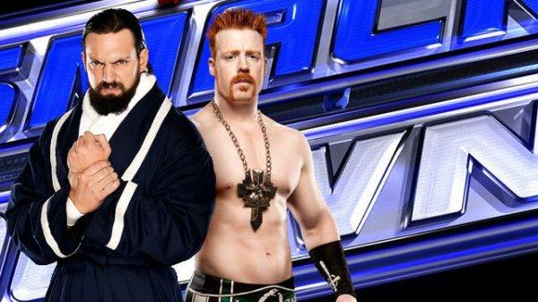 Deux annonces pour le prochain SmackDown !