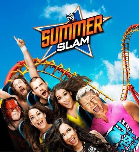 Affiche de SummerSlam 2013