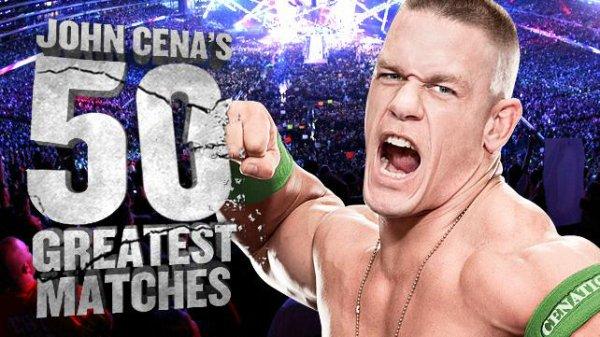 John Cena : 11 ans à la WWE