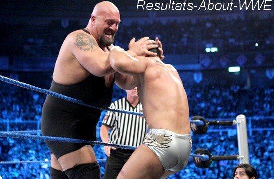 Resultat de WWE SmackDown