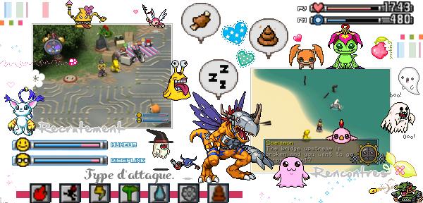 Playstation 1 : Digimon World