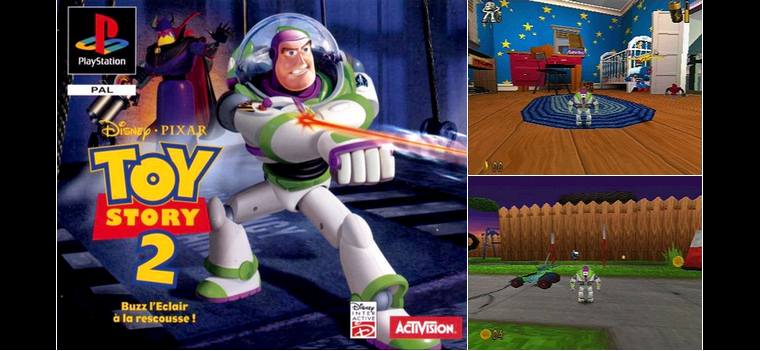Playstation 1 : Toy Story 2