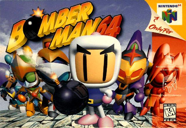 Nintendo64 : Bomber Man 64
