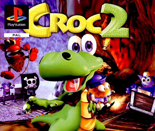 Plastation 1 : Croc 2